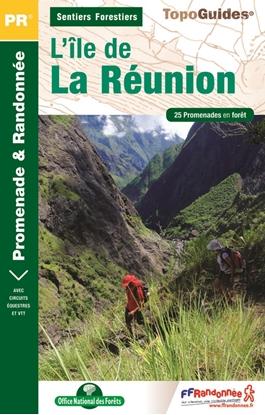 Les sentiers forestiers de l'île de la Réunion
