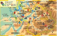 Carte Topoguide La Savoie... à pied®