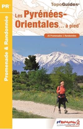 Topoguide Les Pyrénées-Orientales... à pied®