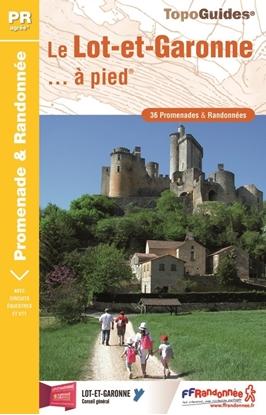 Topoguide le Lot-et-Garonne… à pied®