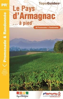 Topoguide Le Pays d'Armagnac... à pied®
