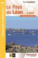 Topoguide Le Pays du Léon... à pied®