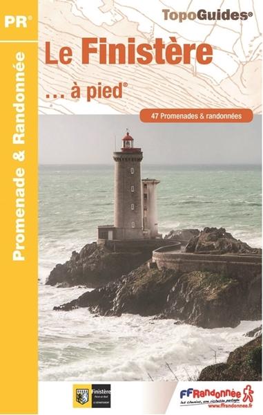 Topoguide Le Finistère... à pied®