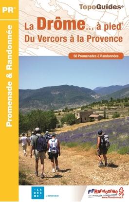 Topoguide La Drôme... à pied®
