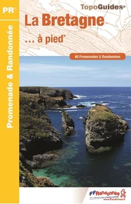 Topoguide La Bretagne... à pied®