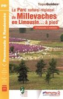Le Parc naturel régional de Millevaches en Limousin... à pied®