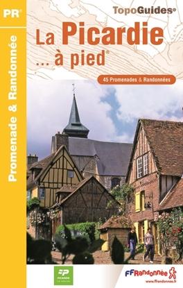 Topoguide La Picardie... à pied®