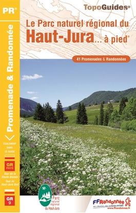 Le Parc naturel régional du Haut-Jura... à pied®