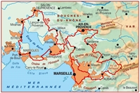 GR® 2013 Marseille-Provence