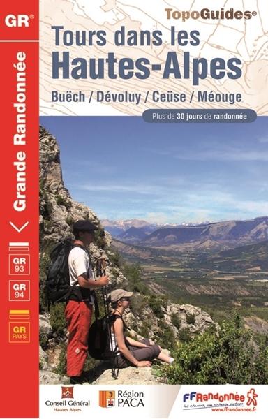Topoguide Tours dans les Hautes-Alpes