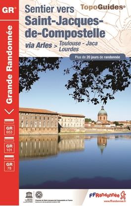 Sentier vers Saint-Jacques-de-Compostelle : Toulouse - Jaca