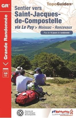 Sentier vers Saint-Jacques-de-Compostelle : Moissac-Roncevaux