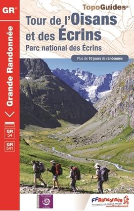 Topoguide Tour de l'Oisans et des Ecrins  - GR® 54
