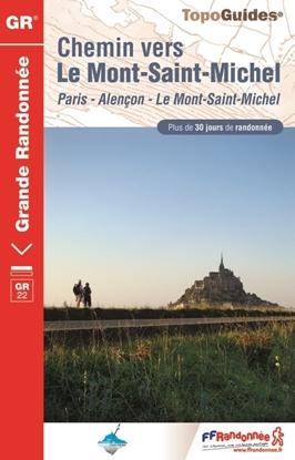 Topoguide Chemin vers le Mont-Saint-Michel - GR® 22