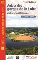 topoguide Autour des gorges de la Loire