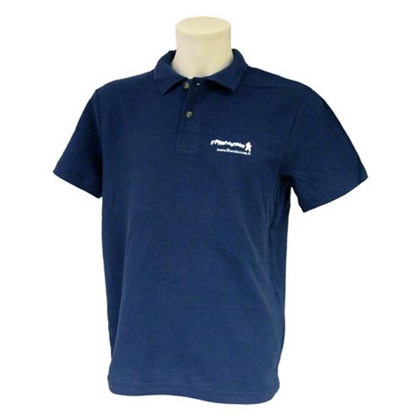 Polo bleu FFRandonnée