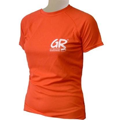 T-Shirt GR® piment Femme