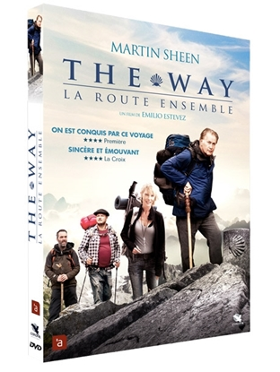 "DVD ""The Way"" : La route ensemble"