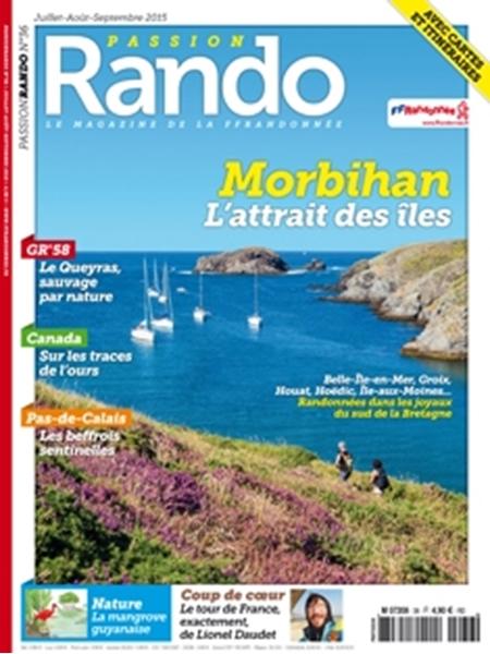 Morbihan, l'attrait des îles