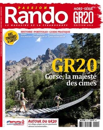 Passion Rando - Hors Série GR® 20 (Edition 2014)