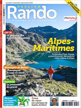 Image de Passion Rando 41 : Alpes-Maritimes