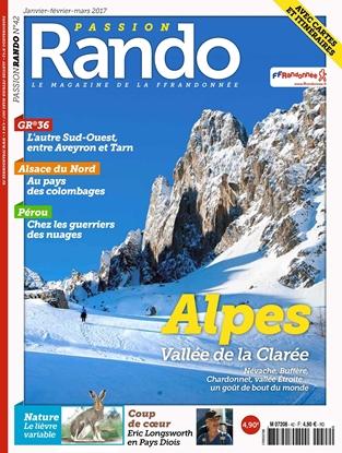 Passion Rando 42 : Alpes-Vallée de la Clarée