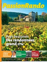 Passion Rando 23 : Pays beaunois, des randonnées grand cru
