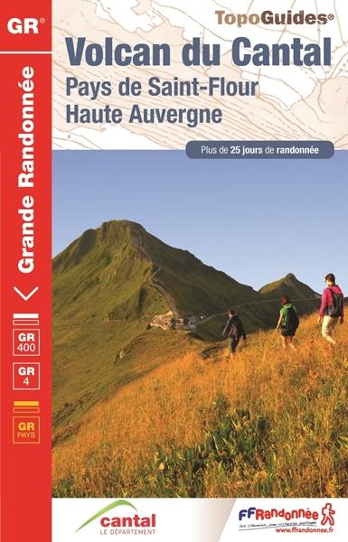 Image sur Volcan du Cantal : Pays de Saint-Flour et de Ruynes-en-Margeride