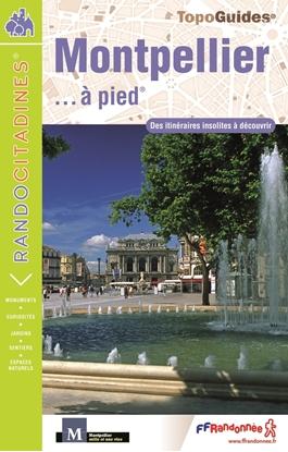 Topoguide Montpellier à pied