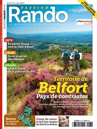 Passion Rando 43 : Territoire de Belfort