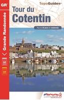 Topoguide tour du Cotentin - GR223