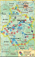 Plan topoguide le Centre Val de Loire... à pied®