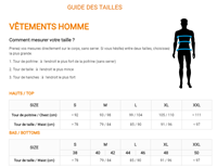 Image sur Polo technique Homme GR - FFRandonnée by Vertical