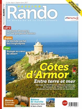 Passion Rando 44 Côtes d'Armor