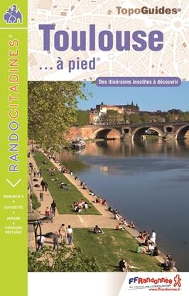 Topoguide Toulouse à pied