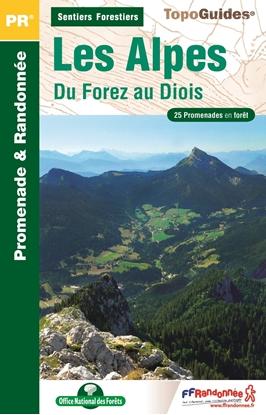 Topoguide les Alpes, Du Forez Au Diois