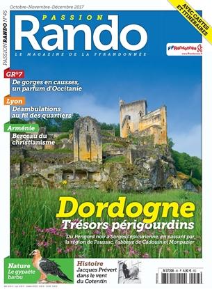 Passion Rando 45 : Dordogne