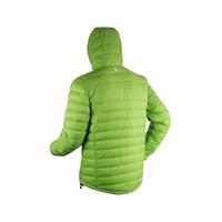 Veste Down Jacket GR - FFRandonnée By Vertical - Tilleul
