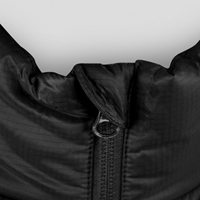 Veste Down Jacket GR - FFRandonnée By Vertical - Noir