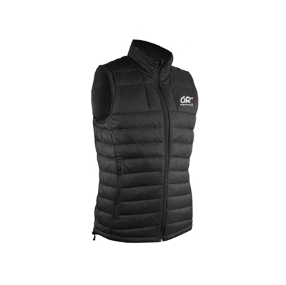 Down Gilet Lady GR - FFRandonnée By Vertical - Noir