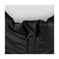 Down Jacket Lady GR - FFRandonnée By Vertical - Noir