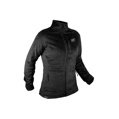 Veste Softfleece Lady GR - FFRandonnée By Vertical