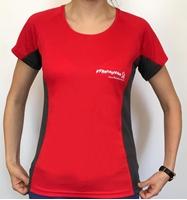T Shirt Technique FFRandonnée Femme