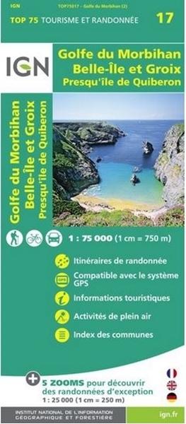 Golfe du Morbihan - Île de Groix