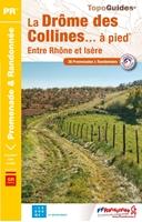 Topoguide la Drôme des Collines... à pied