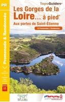 Les Gorges de la Loire... à pied