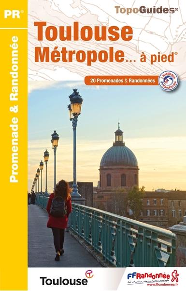 Topoguide Toulouse métropole à pied