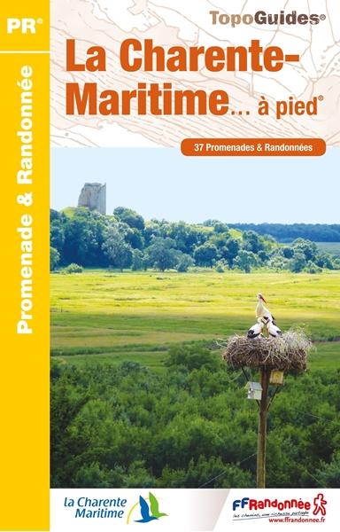 Topoguide la Charente-Maritime... à pied
