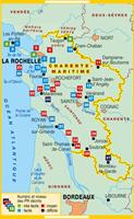 Plan topoguide la Charente-Maritime... à pied