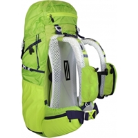 Sac Aventure 40L vert GR - FFRandonnée By Vertical